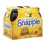 Snapple - Iced Tea Lemon 0076183273746  / UPC 076183273746