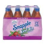 Snapple - Iced Tea With Green Tea 0076183644010  / UPC 076183644010