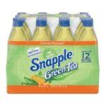 Snapple - Green Tea 0076183644027  / UPC 076183644027