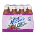 Snapple - Iced Tea With Green Tea 0076183644034  / UPC 076183644034