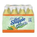 Snapple - Green Tea 0076183644041  / UPC 076183644041