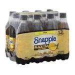 Snapple - Black Tea Lemon 0076183644065  / UPC 076183644065