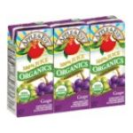 Apple & eve - Juice Organics 100% Grape 0076301230033  / UPC 076301230033