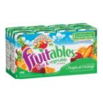 Apple & eve - Juice Beverage Fruitables Fruit & Vegetable 0076301240124  / UPC 076301240124