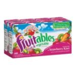 Apple & eve - Juice Beverage Fruitables Fruit & Vegetable 0076301240131  / UPC 076301240131