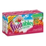 Apple & eve - Fruitables Fruit & Vegetable Juice Beverage 54 0076301240162  / UPC 076301240162