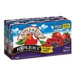 Apple & eve - 100% Juice 0076301845077  / UPC 076301845077