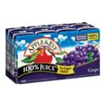 Apple & eve - Juice Grape 0076301845183  / UPC 076301845183