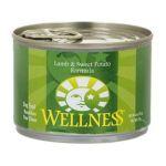 Wellness -  New Zealand Lamb And Sweet Potato Canned Dog Food 0076344088271