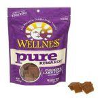 Wellness -  Pure Rewards Chicken And Lamb Jerky Bits Dog Treats 0076344890522