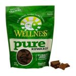 Wellness -  Pure Rewards Turkey Jerky Bits Dog Treats 0076344890546