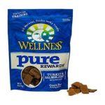 Wellness -  Pure Rewards Turkey And Salmon Jerky Bits Dog Treats 0076344890553