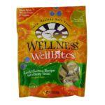 Wellness -  Wellbites Dog Treats Lamb & Salmon Soft & Chewy Recipe 0076344890614