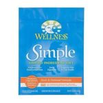 Wellness -  Simple Solutions Rice & Duck Dry Dog Food 0076344893059