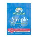 Wellness -  Simple Solutions Rice & Salmon Dry Dog Food 0076344893073
