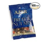 Azar foodservice - Company Fruit And Nut Mix Unsalted Bags 0076500611244  / UPC 076500611244