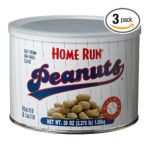 Azar foodservice -  Company Peanuts Dry Roasted Salted Cans 2.38 lb 0076500701501