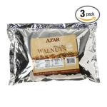 Azar foodservice - Company Walnut Halves & Pieces Resealable Bags 0076500711111  / UPC 076500711111