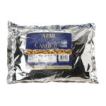Azar foodservice - Company Cashews Whole Resealable Bag 0076500711364  / UPC 076500711364