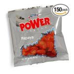 Azar foodservice - Company Power Snack Papaya Pieces Bags 0076500803014  / UPC 076500803014