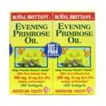 American health - Evening Primrose Oil Value Pack 500 mg,1 count 0076630036320  / UPC 076630036320