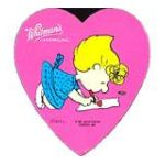 Whitman's -  Peanuts Heart Valentine 0076740072010