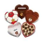 Whitman's -  Candy Official Sports Heart 0076740072355