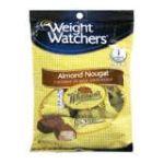 Weight Watchers -  Whitman's Almond Nougat 0076740075257