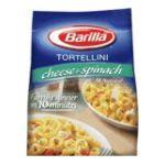 Barilla - Tortellini Cheese & Spinach 0076808000238  / UPC 076808000238