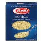 Barilla - Pastina 0076808000474  / UPC 076808000474