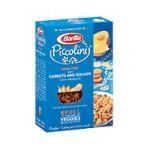 Barilla - Piccolini Veggie Mini Pipe 0076808000832  / UPC 076808000832