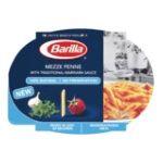 Barilla - Mezze Penne With Traditional Marinara Sauce 0076808001495  / UPC 076808001495