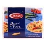 Barilla - Barilla Penne Pasta Multi Pack 8 One Pound Boxes Value Pack 8 lb,3.63 kg 0076808034363  / UPC 076808034363