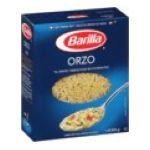 Barilla - Orzo Pasta 0076808513981  / UPC 076808513981