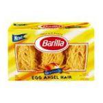 Barilla - Egg Angel Hair 0076808519136  / UPC 076808519136