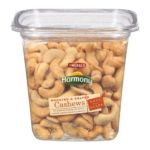 Emerald -  Cashews Roasted & Salted Tubs 0076811023811