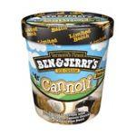 Ben & Jerry's - Limited Batch Cannoli 0076840036745  / UPC 076840036745