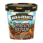 Ben & Jerry's - Peanut Brittle Ice Cream 0076840081332  / UPC 076840081332