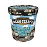 Ben & Jerry's - Ice Cream New York Super Fudge Chunk 0076840100149  / UPC 076840100149