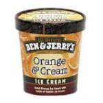 Ben & Jerry's - Ice Cream 1 pt 0076840101191  / UPC 076840101191