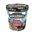 Ben & Jerry's - Half Baked Ice Cream 0076840101320  / UPC 076840101320