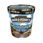 Ben & Jerry's - S Everything But The 2 Twisted Ice Cream 1 Pt 0076840101344  / UPC 076840101344