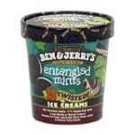 Ben & Jerry's - Ice Cream 1 pt 0076840101375  / UPC 076840101375