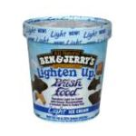 Ben & Jerry's - Lighten Up! Light Phish Food Ice Cream 0076840101429  / UPC 076840101429