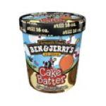 Ben & Jerry's - Cake Batter Ice Cream 0076840101481  / UPC 076840101481