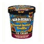 Ben & Jerry's - Ice Cream 1 pt 0076840101504  / UPC 076840101504