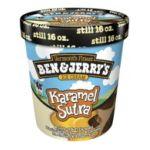 Ben & Jerry's - Karamel Sutra Ice Cream 0076840101542  / UPC 076840101542