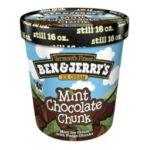 Ben & Jerry's - Ice Cream 0076840102013  / UPC 076840102013