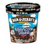 Ben & Jerry's - Ice Cream Stephen Colbert's Americone Dream 0076840102075  / UPC 076840102075