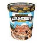 Ben & Jerry's - Ice Cream Chocolate Chip Cookie Dough 0076840108015  / UPC 076840108015